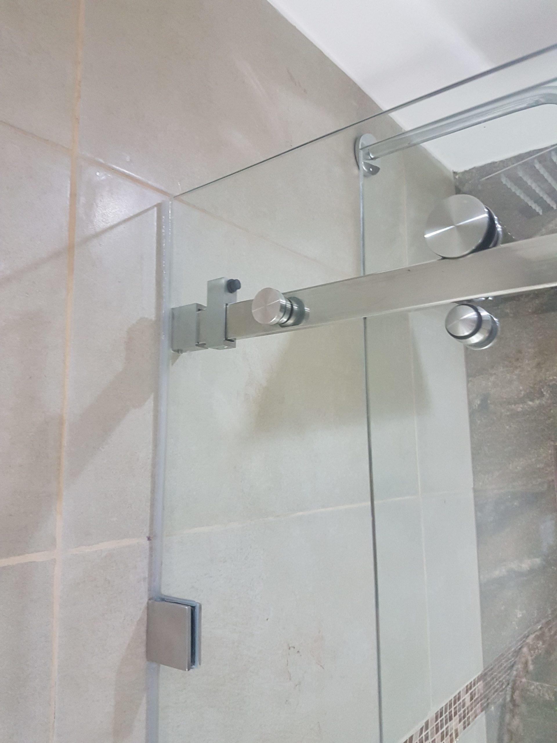 Puertas de Vidrio Templado para Baño